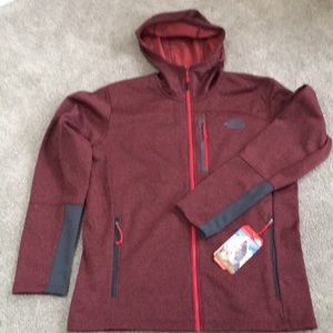 Men's north face fleece jacket